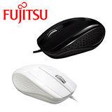 FUJITSU富士通 USB有線光學滑鼠