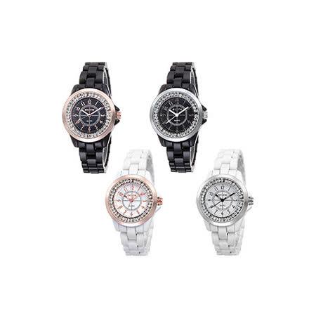 【SKONE 時空】奢華水鑽淑女時尚腕錶