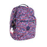 【Kipling】比利時品牌 限量花色 15吋電腦後背包 風格印花 K-374-5015-033