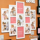 TROMSO相框-積木組合13框/白色
