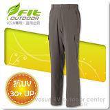 【維特 FIT】男新款 彈性吸排抗UV功能長褲/ FS1803 橄欖綠