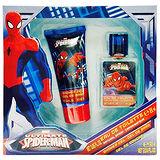Marvel ULTIMATE SPIDER-MAN 蜘蛛人 男性淡香水禮盒(淡香水25ml/身體乳60ml)