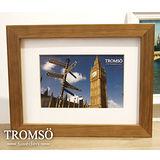 TROMSO-風格主義實木4X6平框/原木色
