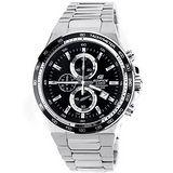 【CASIO卡西歐】EDIFICE 競速賽車 計時腕錶 EF-546D-1A1