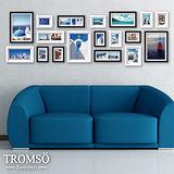 TROMSO時尚相框牆-18框組/黑白混色