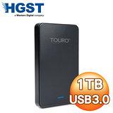 HGST昱科 Touro 1TB USB3.0 2.5吋行動硬碟