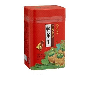 天仁台灣靈芽老茶王300g