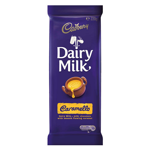 Cadbury 吉百利焦糖夾心巧克力220g
