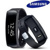 SAMSUNG三星 Gear Fit (R350) 時尚行動藍牙智慧型手錶 (黑)
