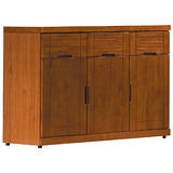 Bernice - 凱特柚木餐櫃-120cm