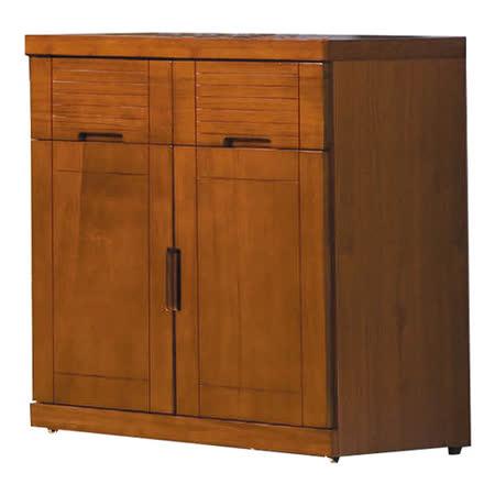 Bernice - 凱西柚木餐櫃81cm
