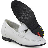 (201405新品)春秋系列86417中扣繞線6.0cm增高GOG高哥隱形增高鞋內增高鞋