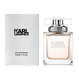 KARL LAGERFELD卡爾同名時尚女性淡香精 45ml【贈】ANNA SUI品牌隨機小香*1