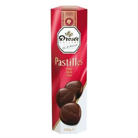 荷蘭 Droste 醇黑巧克力條100g