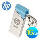 HP 16GB v215b金屬雙材輕巧隨身碟