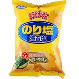 ★超值2件組★湖池屋海苔鹽洋芋片82g