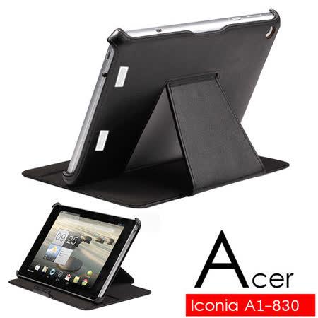 宏碁 Acer Iconia A1-830 A1 830 專用頂級薄型平板電腦皮套 保護套 可多角度斜立