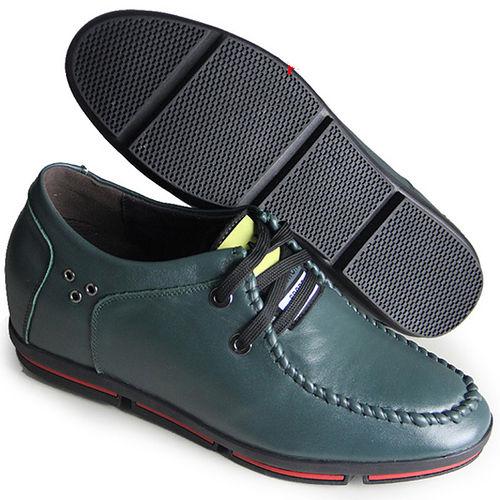 ^(201405新品^)休閒系列60419雞心繞線6.5cm增高GOG高哥隱形增高鞋內增高