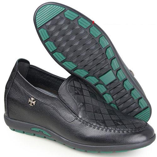 ^(201405新品^)休閒系列60044軟面繞線6.0cm增高GOG高哥隱形增高鞋內增高