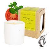 【Bsab】100% 純天然大豆蠟 精油蠟燭(水芹番茄)