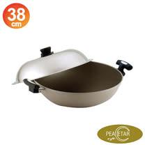 【鼎王】必仕達 Peacetar 輕食主義深型料理鍋(38cm)