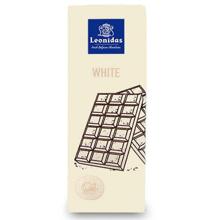Leonidas 比利時 - 雪白巧克力 50g
