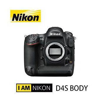 NIKON D4S BODY 單機身 高感光旗艦單眼數位相機(公司貨)★3/6前購買登錄送24-120mm鏡頭 +原廠電池!★送硬式保護貼