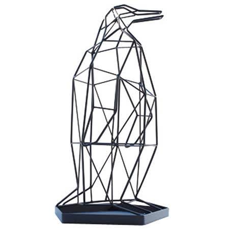 【PINJANG DESIGN】企鵝傘架 (黑色)