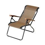 HAPPYHOME 彈簧無段式折合躺椅CH-K3F