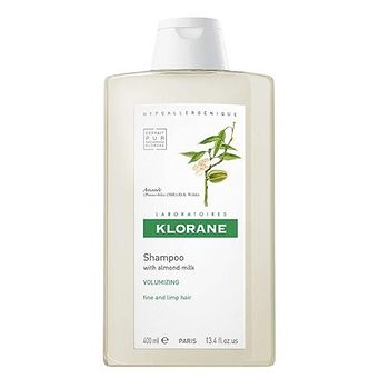 Klorane 甜扁桃豐盈洗髮精 400ml