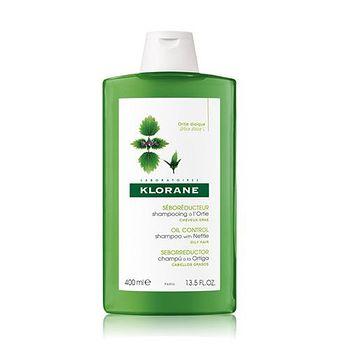 Klorane 蕁麻控油洗髮精 400ml