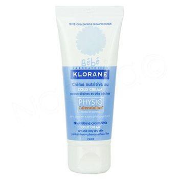 Klorane 寶寶保濕滋養霜(滋潤) 40ml