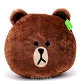 LINE【熊大】舒適抱枕