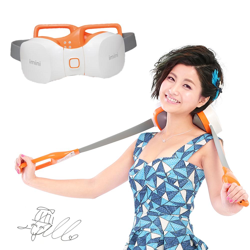 【GTSTAR】溫感揉捏天使專利三立 愛 買 客肩頸放鬆帶