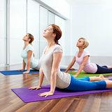 【PS Mall】環保EVA壓花瑜珈墊 健身緩衝墊 運動墊 (H312)