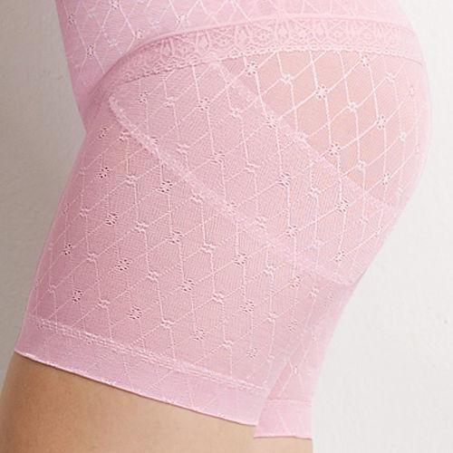 【瑪登瑪朵】PB0006輕生活‧好酷塑  輕機能中腰中管束褲(嫩粉)