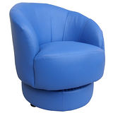 造形360度旋轉沙發椅(兒童座椅)-三色可選