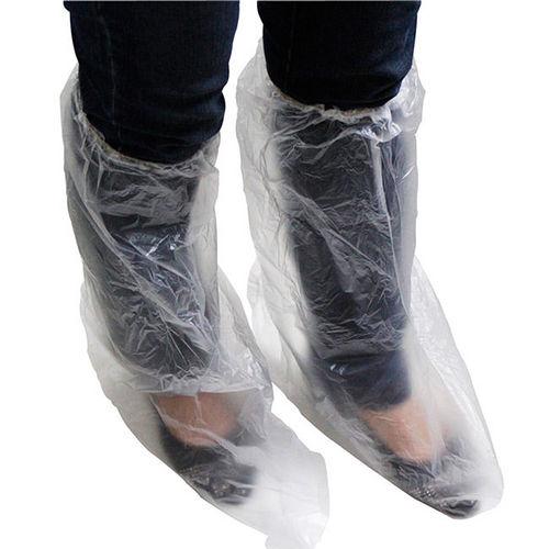 透明通用型雨鞋套-12雙