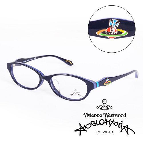 Vivienne Westwood 英國Anglomania英倫龐克土星環光學眼鏡^(黑