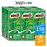 美祿巧克力牛奶麥芽飲品198ML*24