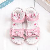 【童鞋城堡】Miffy米菲兔典雅日韓風女童涼鞋MF-727