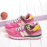 NewBalance女款經典574運動休閒鞋NBWL574PAH
