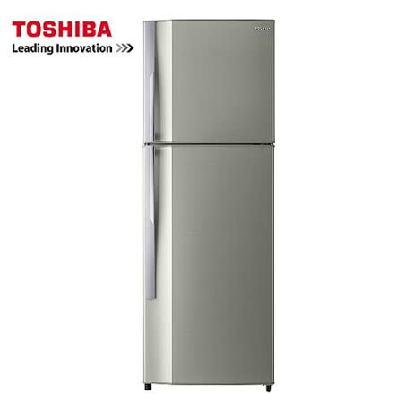 TOSHIBA東芝226L二門電冰箱GR-S24TPB+送基本按裝