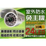 室內外插卡式免主機監視器6mm