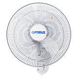 OPTIMUS 精品家電16吋遙控壁掛扇 HF-40WR