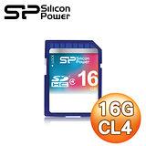 Silicon Power 廣穎 16G SDHC(Class 4) 記憶卡