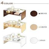 【奧克蘭】簡易和室桌-三色可選