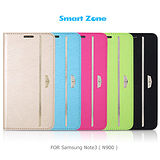 Smart Zone Samsung Note3 N900 石榴系列皮套