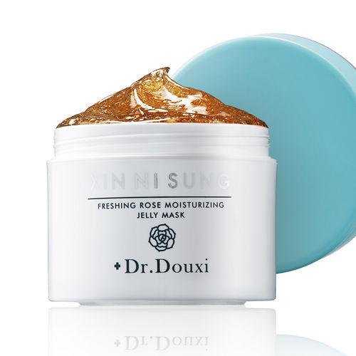 Dr.Douxi朵璽 XIN NI SUNG 玫瑰淨膚保水凍膜150g