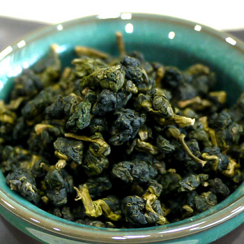 【名池茶業】台灣四大名茶-大禹嶺清香型青茶(花漾款_藍)共一斤